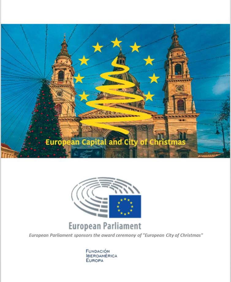 DOSSIER PRENSA EUROPEAN CHRISTMAS CAPITAL